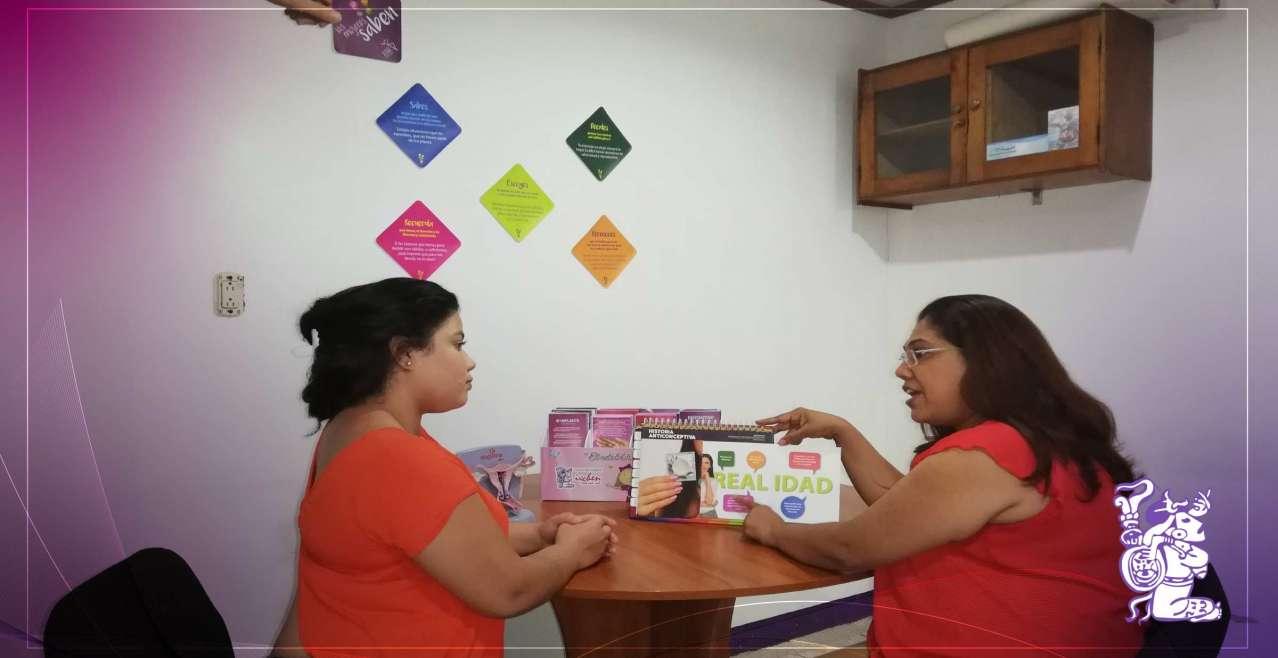 Asesoría y Orientación en métodos anticonceptivos