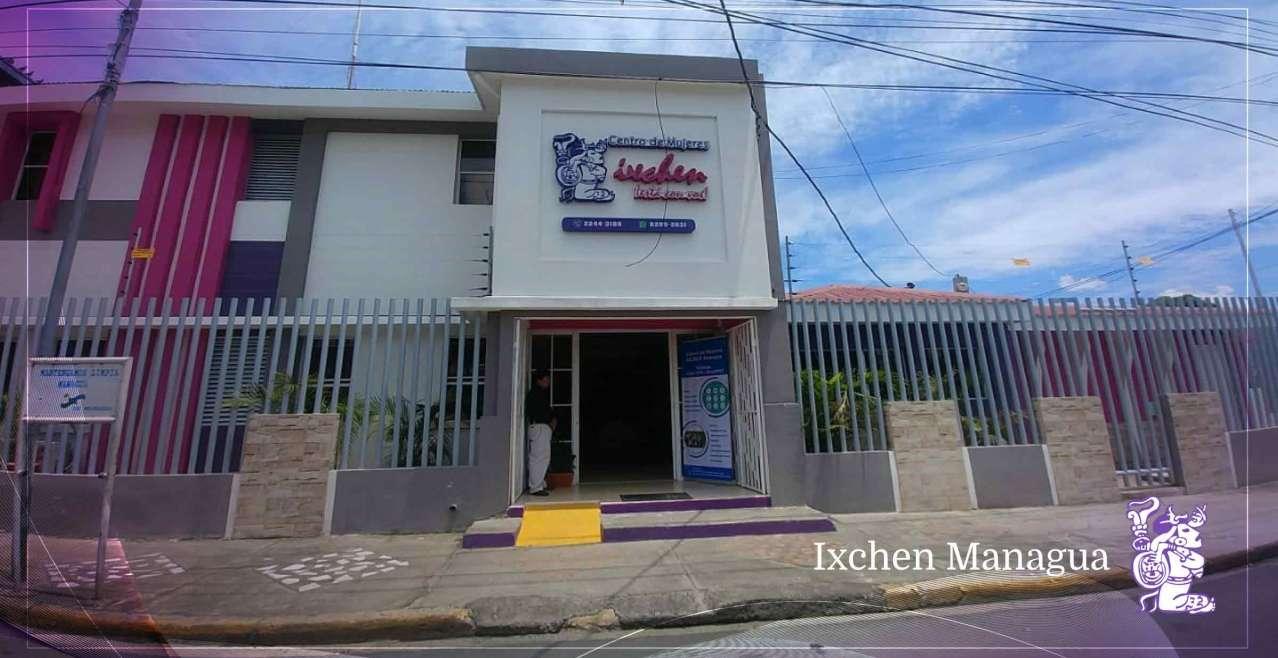 Centro de mujeres Ixchen Managua
