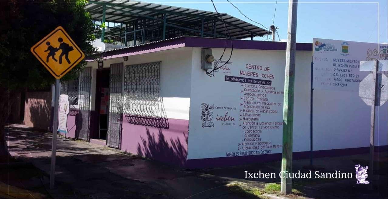 Centro de mujeres Ixchen Ciudad Sandino
