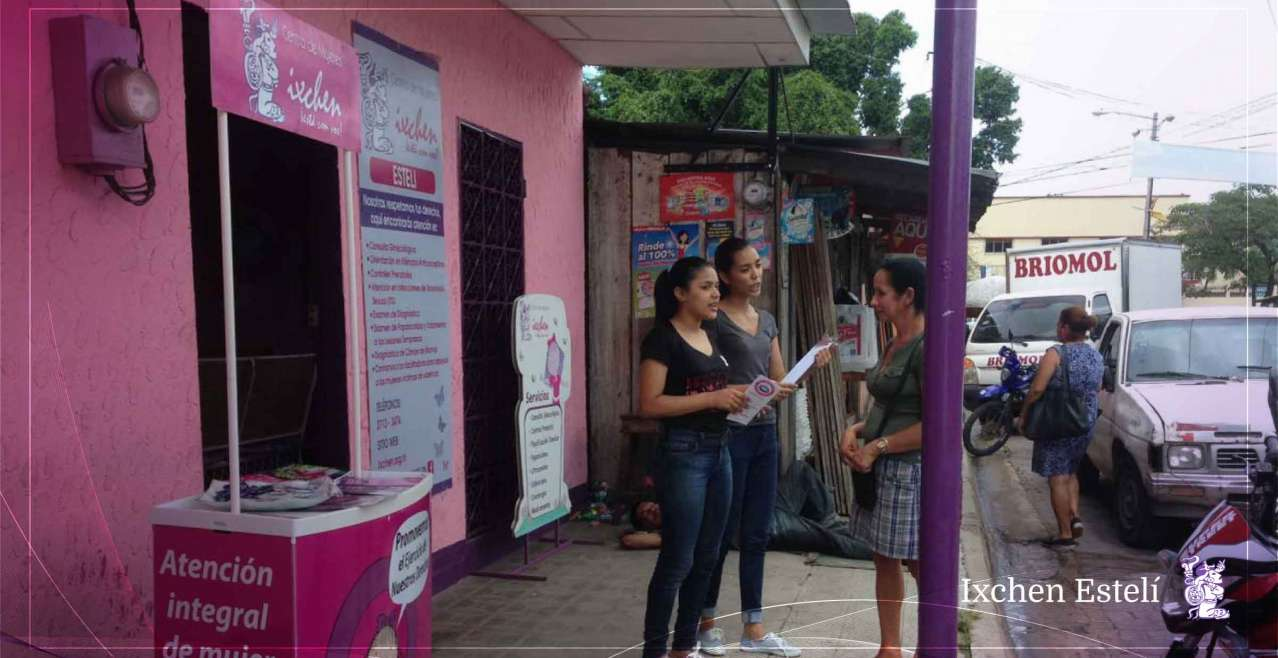 Centro de mujeres Ixchen Estelí