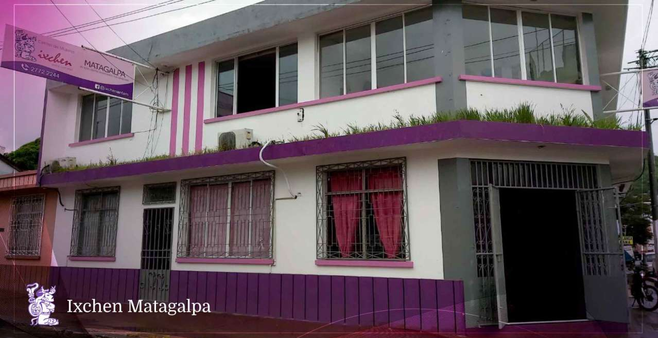 Centro de mujeres Ixchen Matagalpa