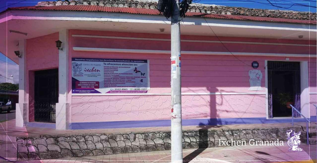 Centro de mujeres Ixchen Granada