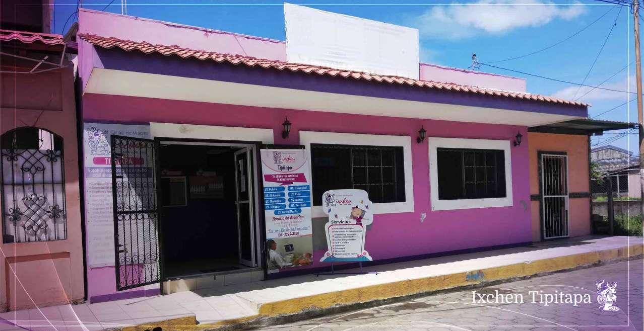 Centro de mujeres Ixchen Tipitapa