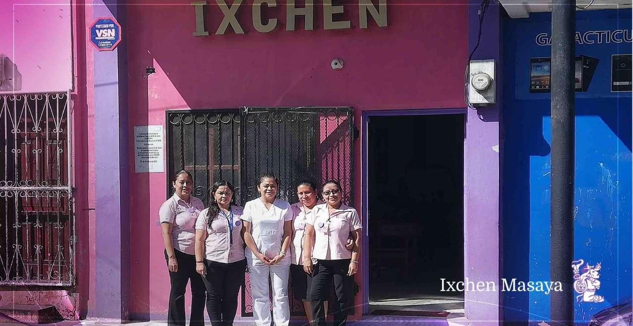 Centro de mujeres Ixchen Masaya